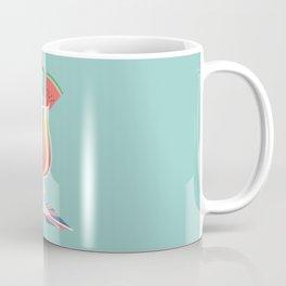 Mit Schrim, Charme und Melone Coffee Mug