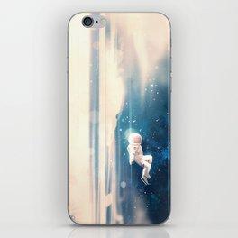 Breathe iPhone Skin