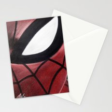 SPIDEY FACE Stationery Cards
