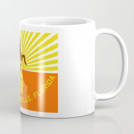 flag of Jacksonville Coffee Mug