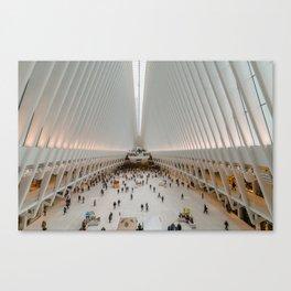 The Oculus New York Canvas Print