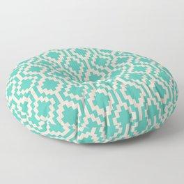 Mapuche Florida Keys Floor Pillow