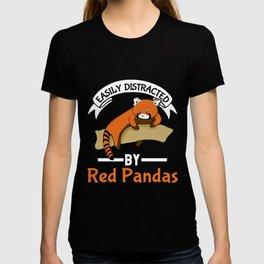Red Panda Gift T-shirt