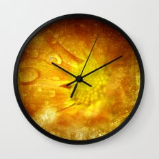the beauty of a day in fall -2- Wall Clock