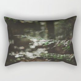 Forest Dark, Forest Deep Rectangular Pillow