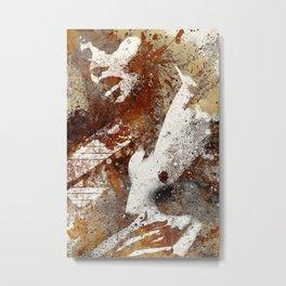 Imperium II | spray paint graffiti erotic painting Metal Print