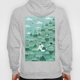Tree Hugger (Spring & Summer version) Hoody