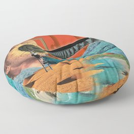 seasons Floor Pillow