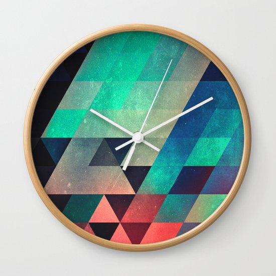 whw nyyds yt Wall Clock