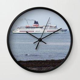 CTMA cruise ship  Wall Clock