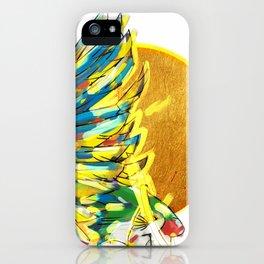 Land of my Birth. iPhone Case