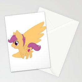 Chibi Scootaloo Stationery Cards