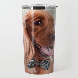 Mr. English Cocker Spaniel Travel Mug