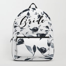 Bride to Be Florals Backpack