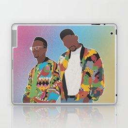 DJ JAZZY JEFF & THE FRESH PRINCE Laptop & iPad Skin