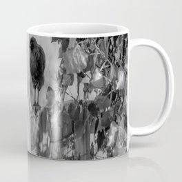 Walk the Line B&W Coffee Mug