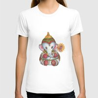ganesh T-shirts featuring Ganesh by coconuttowers