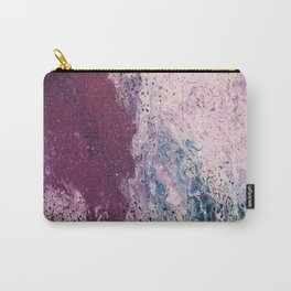 Crushed Velvet Carry-All Pouch