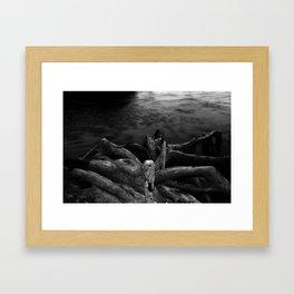 The Tick Framed Art Print