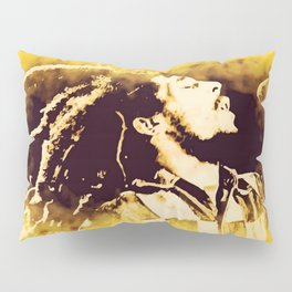 Yellow Marley Pillow Sham