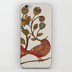Babette iPhone & iPod Skin