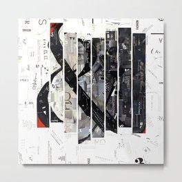 ampersand 03 Metal Print