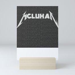 Heavy Metal Thunders Mini Art Print