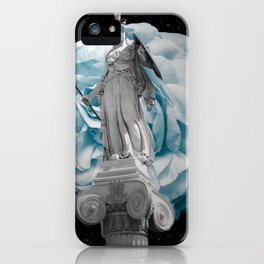 She Takes on the World iPhone Case