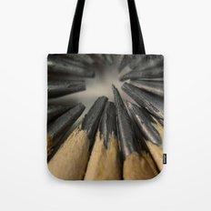 Pencils Tote Bag