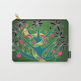 Apple of discord. Carry-All Pouch