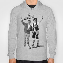 Bill and Ted's Excellent Adventure Hoody