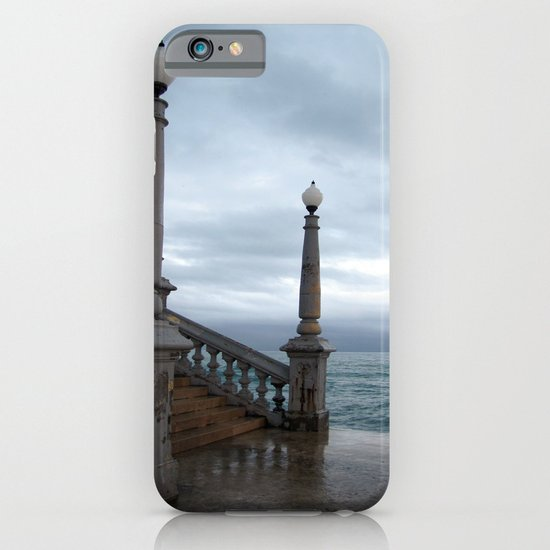 "untitled (Sitges) ""A SAFE PLACE"" series iPhone & iPod Case"