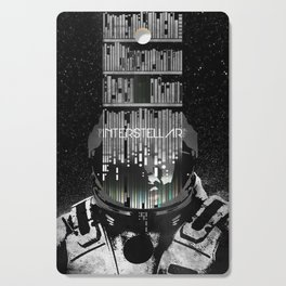 Interstellar Cutting Board