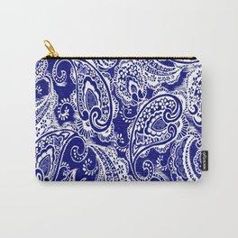 paisley batik Carry-All Pouch