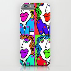 Geralyn the fashion designer!!! iPhone 6s Slim Case