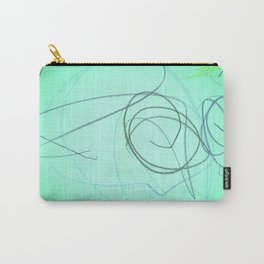 Nourishing Colored Pencils Carry-All Pouch