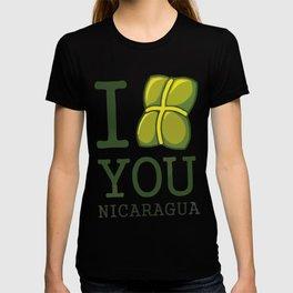 I nacatamal You Nicaragua T-shirt