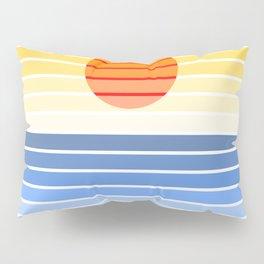 abstract sea Pillow Sham