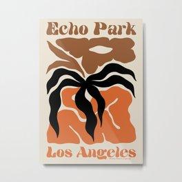 Echo Park Metal Print