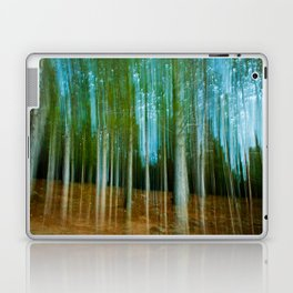 Listening to the Silence Laptop & iPad Skin
