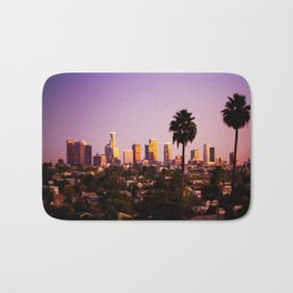 Silverlake Sunset Bath Mat