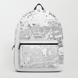 Edinburgh Figure Ground Backpack