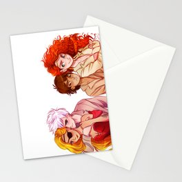 Pirate Crew Stationery Cards