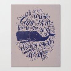 Cape Horn Canvas Print