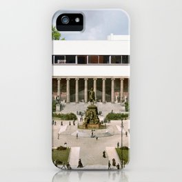 le corbusier 4 point of architecture iPhone Case