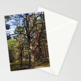 SUMMER FOREST Stationery Cards