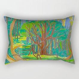 Il Bosco (The Forest) Rectangular Pillow