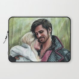 A Quiet Moment In Camelot Laptop Sleeve