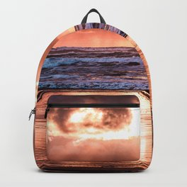 Northern California Sunset - Nature Photography Backpack