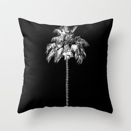 PALM DARK 2 Throw Pillow